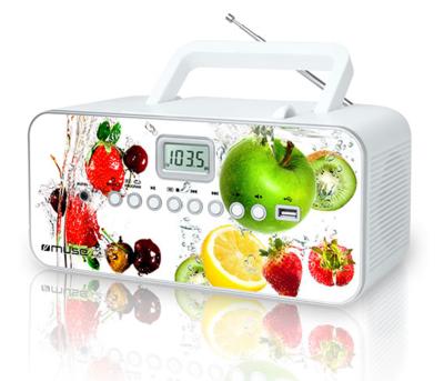 Muse M-28 Fruit radio