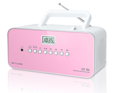 Muse M-21 PK radio