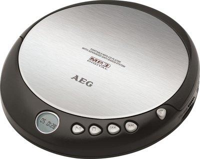 AEG CDP 4226 discman zwart