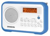 afbeelding van de Sangean PR-D18 radio