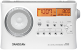 afbeelding van de Sangean PR-D4 radio