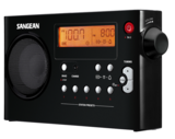 afbeelding van de Sangean PR-D7 radio