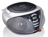 Lenco SCD-300 zwart draagbare radio