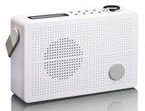 Lenco PDR030 wit DAB+ radio