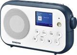 Sangean DPR-42BT wit/blauw DAB+ radio