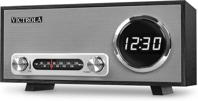 Victrola VC-100 BLK radio