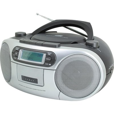 Soundmaster SCD7900WE draagbare DAB+ radio
