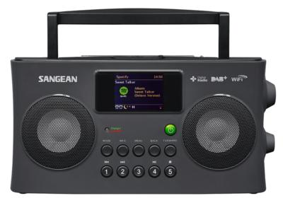 Sangean WFR-29C DAB+ radio