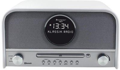 Soundmaster NR850WE nostalgische DAB+ radio