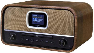 Soundmaster DAB970BR nostalgische DAB+ radio