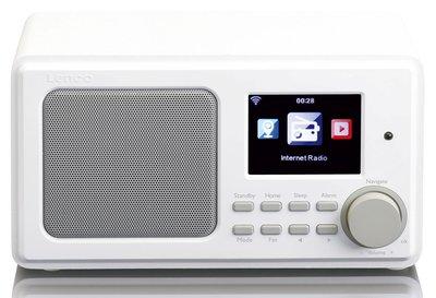 Lenco DIR-100 wit internetradio