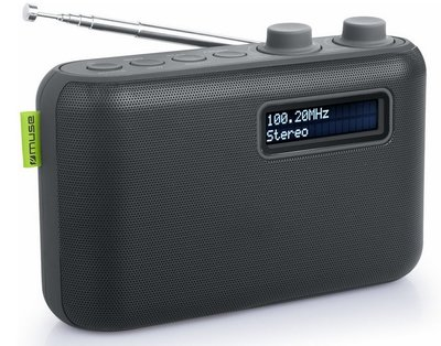 Muse M-108 DB DAB+ radio