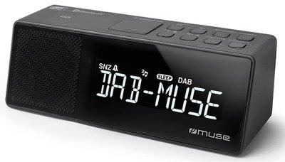 Muse M-172 DBT DAB+ wekkerradio