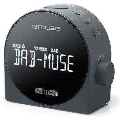 Muse M-185 CDB DAB+ wekkerradio