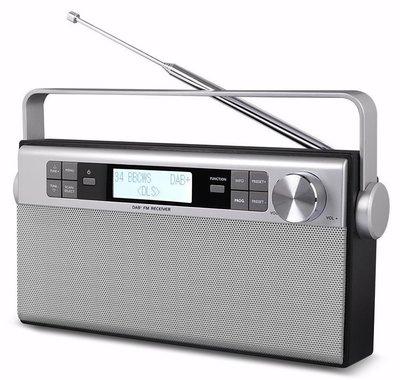 Soundmaster DAB650SI DAB+ radio