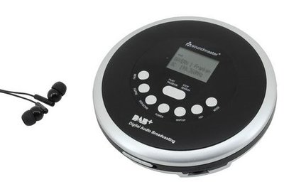 Soundmaster CD9290SW DAB+ discman