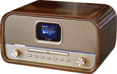 Soundmaster NMCDAB990GOLD nostalgische DAB+ radio