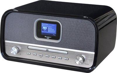 Soundmaster DAB970SW nostalgische DAB+ radio