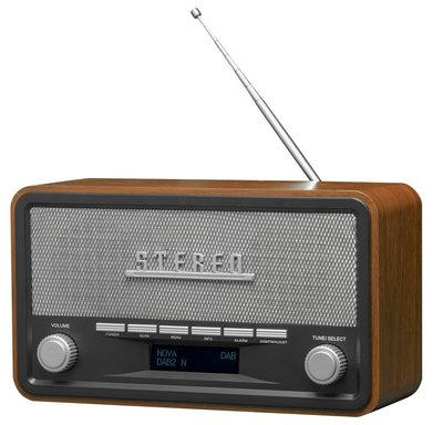 Denver DAB-18 DAB+ radio
