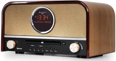 Soundmaster NR850BR nostalgische DAB+ radio