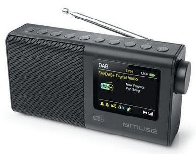 Muse M-117 DB DAB+ radio