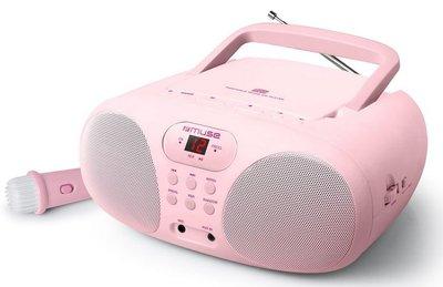 Muse MD-203KP draagbare karaoke radio