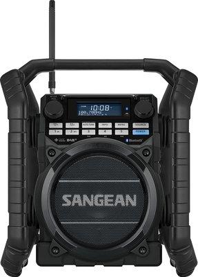 Sangean U4-DBT zwart DAB+ bouwradio