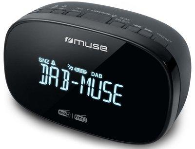 Muse M-150 CDB DAB+ wekkerradio