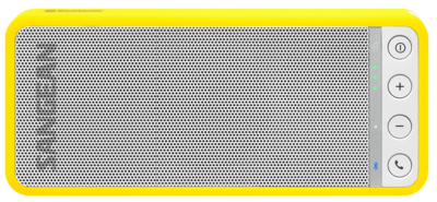 Sangean BTS-101 geel bluetooth luidspreker