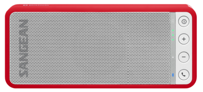 Sangean BTS-101 rood bluetooth luidspreker