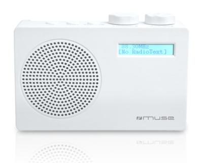 Muse M-100 DW DAB+ radio