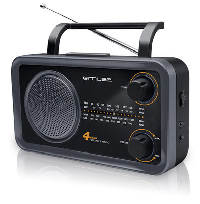 Muse M-05 DS 4-band radio