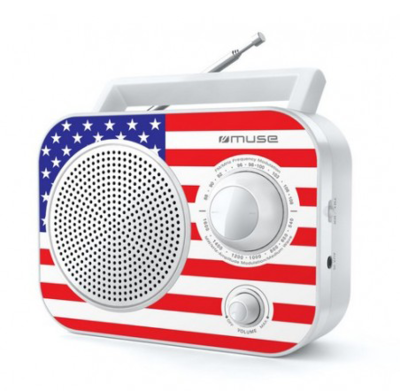 Muse M-060 USA radio