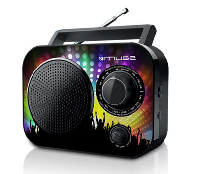 Muse M-060 Disco radio