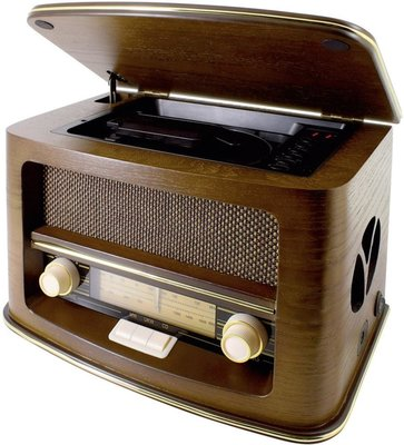 Soundmaster NR975CD nostalgische radio