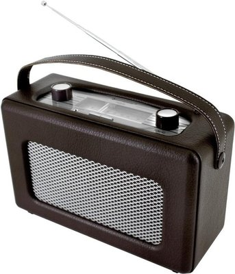 Soundmaster TR85DBR radio
