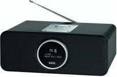 AEG SR4372 DAB+ radio zwart