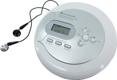 Soundmaster CD9180 discman