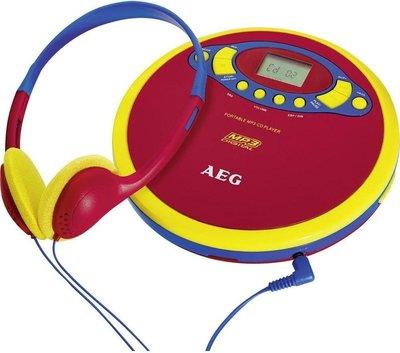 AEG CDP 4228 discman