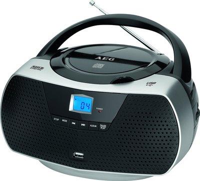 AEG SR4362 radio