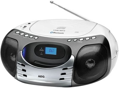 AEG SR4356 Bluetooth radio