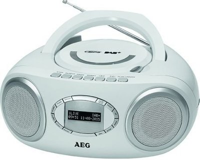 AEG SR4370 DAB+ radio wit