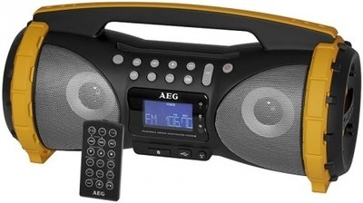 AEG SR4367 Bluetooth gettoblaster radio
