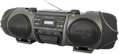 Soundmaster SCD8000SW Bluetooth gettoblaster DAB+ radio
