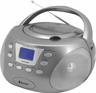 Soundmaster SCD3800TI Bluetooth radio