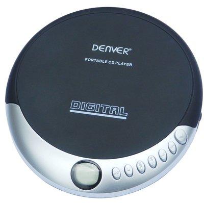 Denver DM-25C discman zwart