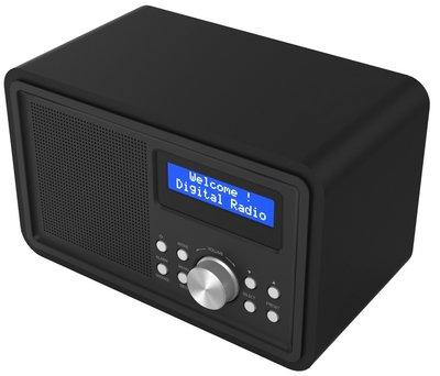 Denver DAB-35 zwart DAB+ radio
