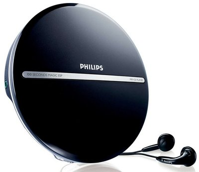 Philips EXP2546/12 discman