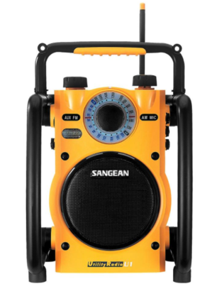 Sangean U1 bouwradio