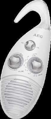 AEG DR 4135 badkamerradio
